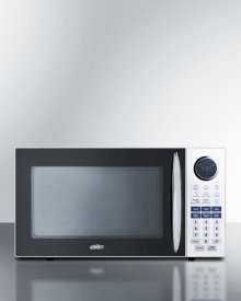 Large 1000w Microwave In White Finish; Replaces Sm1100w