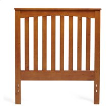 HB45-RO Full/Queen Rake Style Headboard in Golden Oak Finish