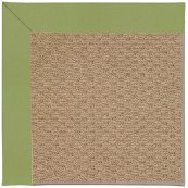Creative Concepts-Raffia Canvas Citron Machine Tufted Rugs