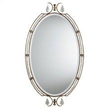Oxidized Bronze Mirror