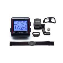 """GPS Cycle Computer Bundle 1.87"""" Touch-screen LCD Cycle Computer"""