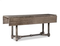 Dundy Drop Leaf Console Table Product Image