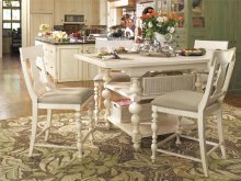 Kitchen Gathering Table - Linen
