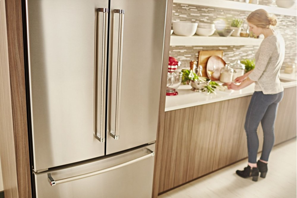 What Is The Width Of A French Door Refrigerator The Best Door Of 2018