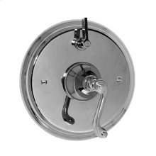 Pressure Balance Shower x Shower Set with Charlotte Handle
