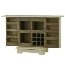 Champagne Cabinet - FOR CCA LDT