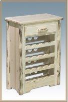 Montana Log Wine Cabinet Product Image