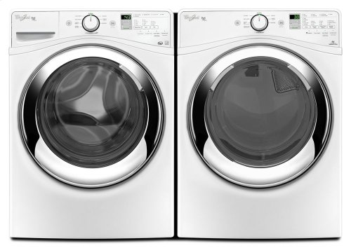7.3 cu. ft. Electric Dryer with Wrinkle Shield Plus Option