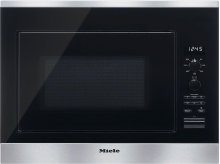 M 6040 SC Built-in microwave oven with automatic programs for perfect results.