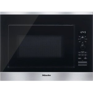MieleM 6040 SC Built-in microwave oven with automatic programs for perfect results.