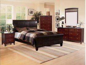 Tomas Queen Headboard/footboard