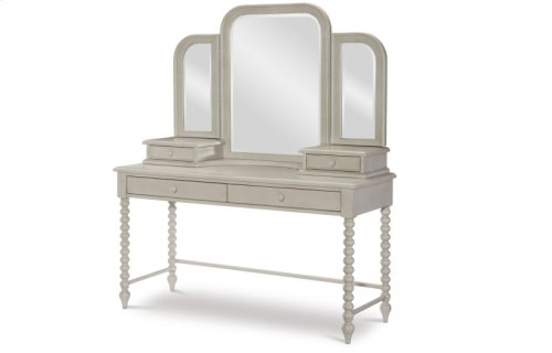 Grace Tri View Vanity Mirror