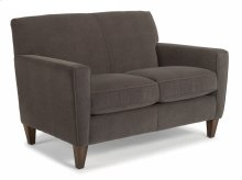 Digby Leather Loveseat