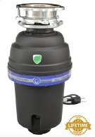 Perfect Grind® Waste Disposer - Continuous Feed 3-Bolt Mount 5/8 HP Product Image