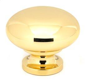 Knobs A1135 - Polished Brass