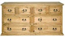 """65"""" 8 Dwr Dresser"""