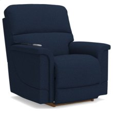 Oscar Power Rocking Recliner w/ Head Rest & Lumbar