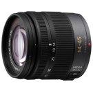 LUMIX G Vario Lens, 14-45mm, F3.5-5.6 ASPH., Micro Four Thirds, MEGA Optical I.S. - H-FS014045 Product Image