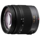 LUMIX G Vario Lens, 14-45mm, F3.5-5.6 ASPH., Micro Four Thirds, MEGA Optical I.S. - H-FS014045 Product Image