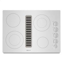 "Jenn-Air® Electric Radiant Downdraft, 30"" - White"