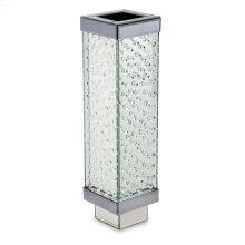 Decorative Crystal Vase - Small