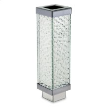Decorative Crystal Vase - Small