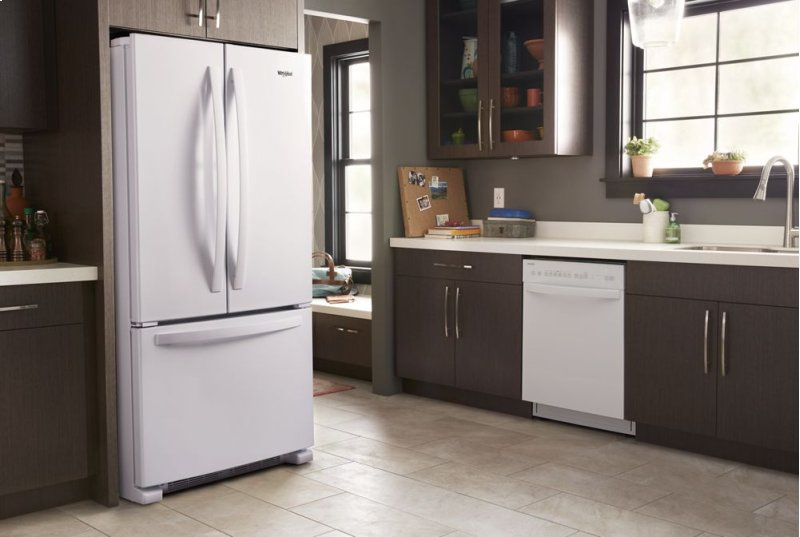 Wrf532smhw In White By Whirlpool In Mohawk Ny 33 Inch Wide French