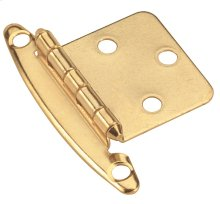 Non Self-closing, Face Mount Variable Overlay Hinge