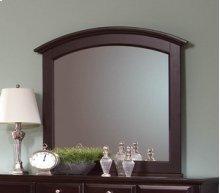 Landscape Mirror - Merlot