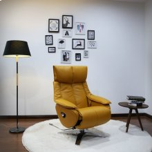 Yellow Top Grain Leather