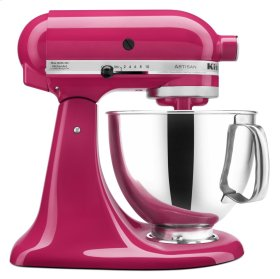 Artisan® Series 5 Quart Tilt-Head Stand Mixer - Cranberry