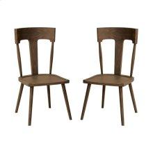 Teak Breakfast Chair (Set of 2)