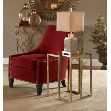 Mirrin Accent Table