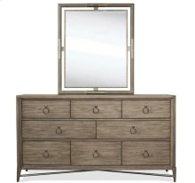 Sophie Mirror Natural finish