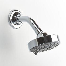 Shower Head Taos Series 17 Polished Chrome