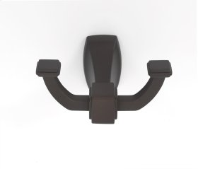Cube Robe Hook A6584 - Chocolate Bronze
