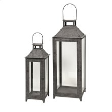 Powell Metal Lanterns - Set of 2