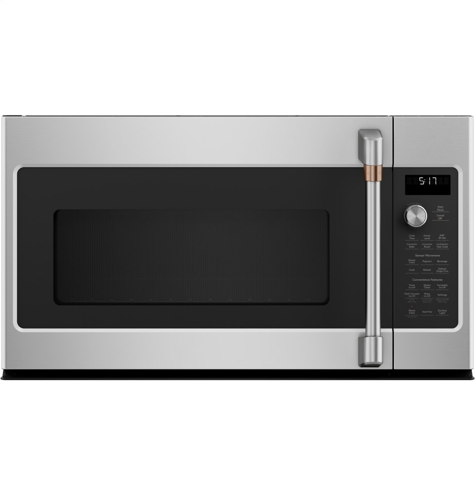 Cafe Appliances1.7 Cu. Ft. Convection Over-The-Range Microwave Oven