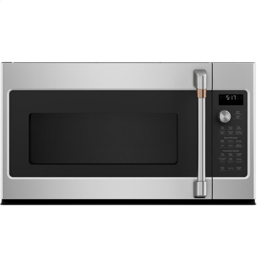 Café 1.7 Cu. Ft. Convection Over-the-Range Microwave Oven