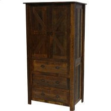 Three Drawer Armoire