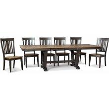 Trestle Table Base