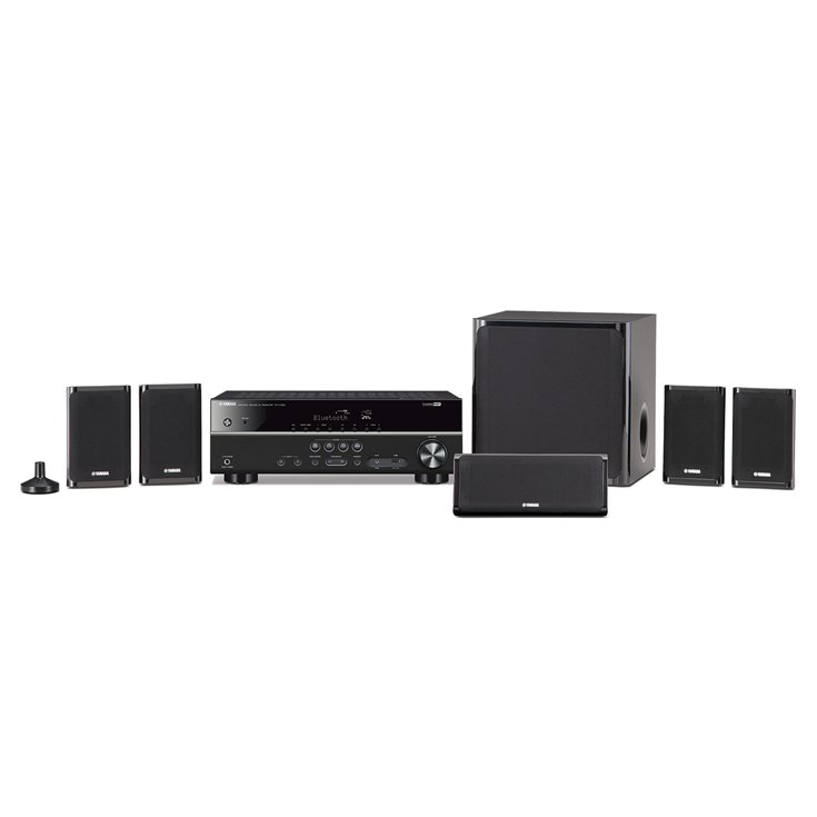 YHT-4930UBL 5.1-channel Home Theater in a Box System