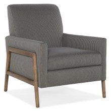 Living Room Tatum Exposed Wood Chair