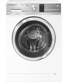 FabricSmart Front Load Washer, 2.4 cu ft, Time Saver Product Image