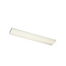 Ceiling Mt 2Lt Wrap Fluorescent WH
