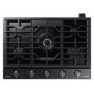 "30"" Gas Chef Collection Cooktop with 22K BTU Dual Power Burner (2017) Product Image"