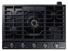 "30"" Gas Chef Collection Cooktop with 22K BTU Dual Power Burner (2017)"