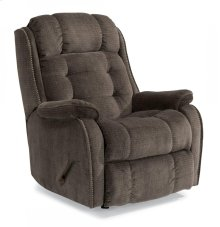 Cassidy Fabric Swivel Gliding Recliner