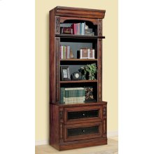 Leonardo 2 piece Lateral File and Hutch