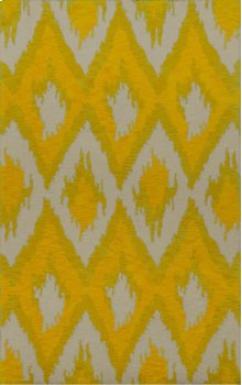 Casablanca Zina Yellow Rugs